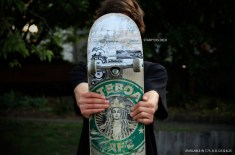 Skateboard Cafe Boards & Tees