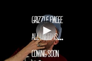 Video: Grizzle Emcee – All I Need Is… (Teaser)