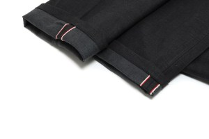 A.P.C Black Denim