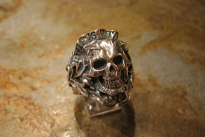 Crazy Pig Designs 'Dvlcis Vita' Ring
