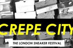 Crepe City 3 London Sneaker Festival