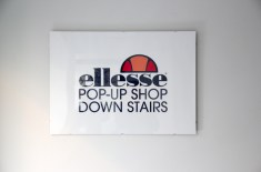 Recap: ellesse Heritage Pop-Up Shop