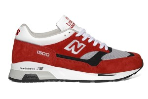 New Balance M1500 Made In England (Red/White)