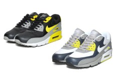 Nike Air Max 90 (Black/Varsity Maize & Grey/Volt)