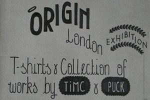 Origin London Exhibition & Collection Launch