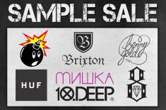 Out Of Step Sample Sale