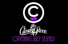 The Candy Store re-opening