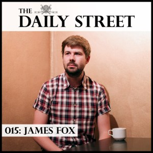 TDS Mix 015: James Fox