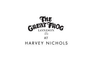 The Great Frog at Harvey Nichols