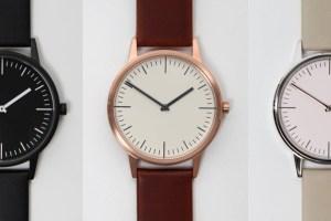 Uniform Wares 150 series watches