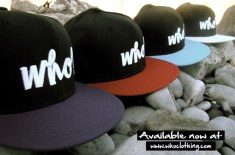 Who? Clothing Snapback Caps