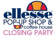 ellesse Heritage Pop-Up Shop Closing Party