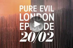 Video: Spine TV presents Stolen Moments with Pure Evil