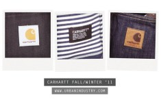 Carhartt Fall/Winter 2011 Lookbook by Urban Industry