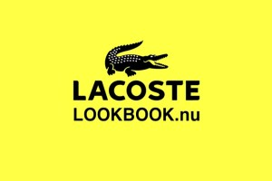 Lacoste x LOOKBOOK.nu competition
