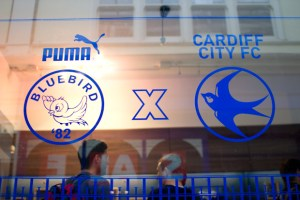 Recap: Puma x size? Bluebird launch (Cardiff)