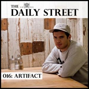 TDS Mix 016: Artifact