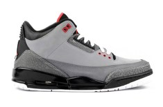Air Jordan III Retro 'Stealth'