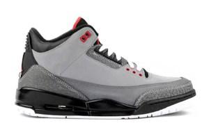 Air Jordan III Retro 'Stealth'