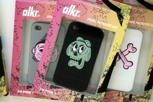 FUSShop x Nicolas Tual alkr iPhone Cases