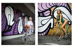 Insa 'Girls On Bikes' Series One
