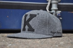 King Apparel Letterman Starter Snapback