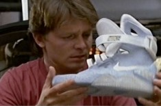 2011 Nike MAG shoes … will we finally see the Air McFly?