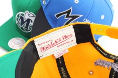 Mitchell & Ness NBA Snapback Caps