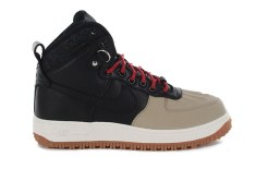 Nike Air Force 1 Hi Duckboot (Black/Khaki)