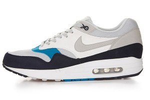 Nike Air Max 1 (Neutral Grey/Obsidian)