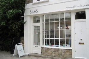Silas opens London store