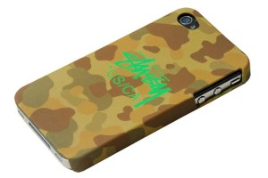 Stüssy Camo iPhone 4 Case