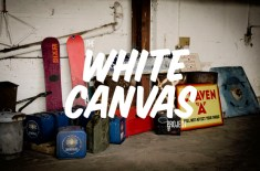 Supremebeing Presents the White Canvas Project