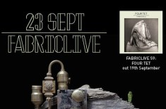 FabricLive 59: Four Tet (Album Launch Party)