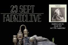 FabricLive 59: Four Tet (Album Launch Party)