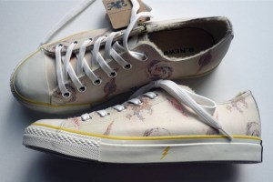 Goodhood X R.Newbold AW11 Chuck Low's (Preview)
