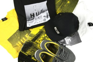HUF x Cliché Capsule Collection