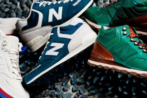 New Balance x Leftfoot x Streething 'Past, Present & Future' Pack