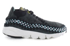 Nike Air Footscape Woven Chukka QS (Black/Swan)