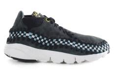 Nike Air Footscape Woven Chukka QS (Black/Swan)