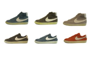 Nike Blazer Hi & Low for AW11