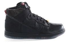 Nike x Mighty Crown Dunk Hi (Black/Varsity Red)