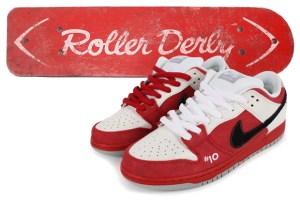 Nike SB Dunk Low 'Roller Derby'