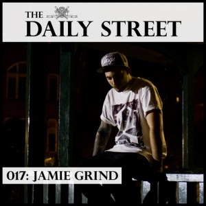 TDS Mix 017: Jamie Grind
