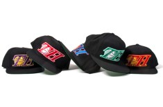 The Hundreds NBA 'Show' Snapbacks