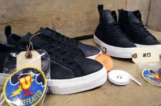 Converse x Undefeated Ballistic Pack (Black)