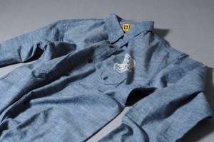 Human Made Chambray Shirt
