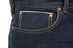 HAN Rinsed Selvedge Jeans