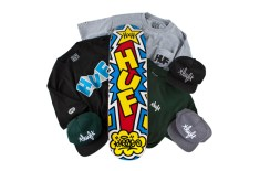 HUF x Haze Capsule Collection