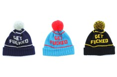 indcsn Winter 2011 bobble beanies